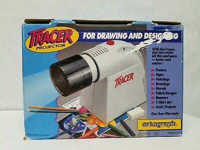 Artograph TRACER PROJECTOR Model 225-360 Drawing Design Enlarge Trace Art Paint