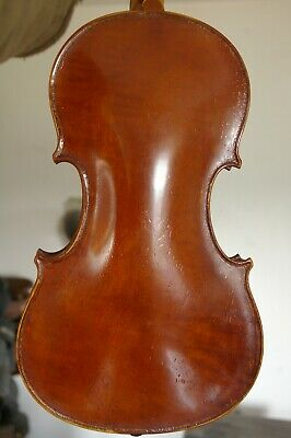 Very Nice Antique French Violin unlabelled