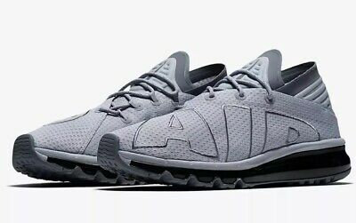 198722c925a7 NIKE Air Max Flair Running Shoes Mens Size 11.5 Wolf Grey Cool Grey 942236 -003