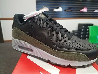 reputable site 97136 546b8 Brand New in Box Men s Air Max 90 HAL PATCH LOGO BLACK OLIVE AH9974-002