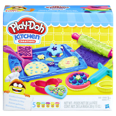 Brand New Play-Doh Kitchen Creations Cookie Creations