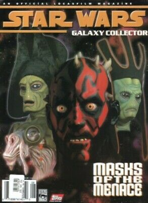 Star Wars Galaxy Collector Issue #8