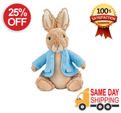 Beatrix Potter Peter Rabbit Plush (LARGE) NEW Official Soft Toy Cuddly Kids Gift