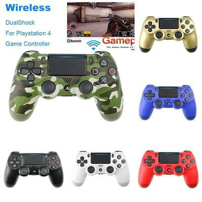 Wireless Bluetooth DualShock Gamepad Playstation 4 Controller For Sony PS4