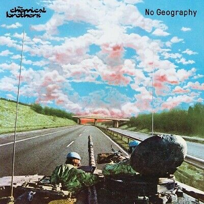 |1090052| The Chemical Brothers - No Geography [CD x 1] New