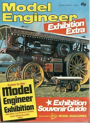 1980 2 JANUARY  34136 Model Engineer Exibition guide