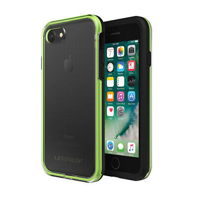 LifeProof Slam iPhone 8 7 Screenless Slim Clear Case Drop Proof All Colours CK