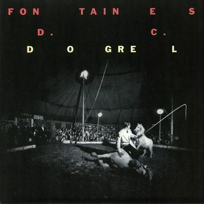 FONTAINES DC - Dogrel - Vinyl (limited yellow vinyl LP + MP3 download code)