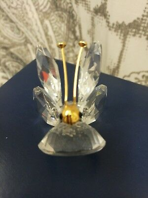 Swarovski collectable Crystal Butterfly 🦋genuine boxed Figurine