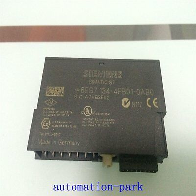 USED 1PC Siemens 6ES7134-4FB01-0AB0 Tested In Good Condition