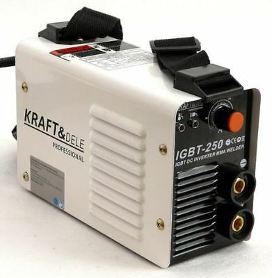 KD843 250A ARC Welder Inverter by Kraft&Dele Germania IGBT MMA ARC