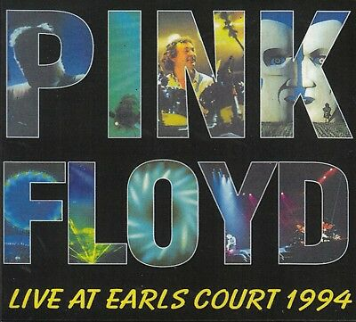 Pink Floyd. Live At Earls Court 1994. 2 Cd.