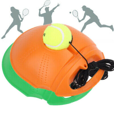 Training Tool Base Board Tennis Ball Self-Study Practics Sparring Device Trainer
