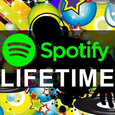Spotify ♫ Premium LIFETIME ⭐ Upgrade - Personal Exist or New Account - Worldwide