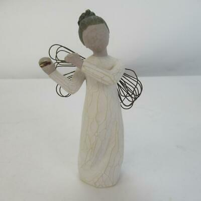 Willow Tree 'Angel of Harmony' Ornament / Figurine by Demdaco 2002 Susan Lordi