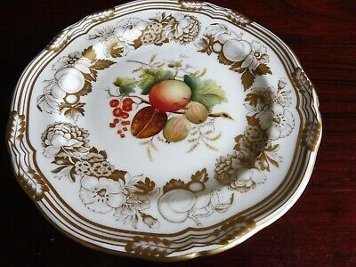 Hand painted Vintage Spode Golden Valley Tea Plate