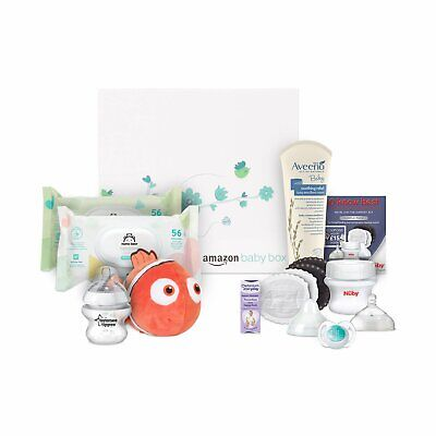Amazon Baby Box / Starter kit / Baby shower gift - NEW BORN BABY GIFT PACK