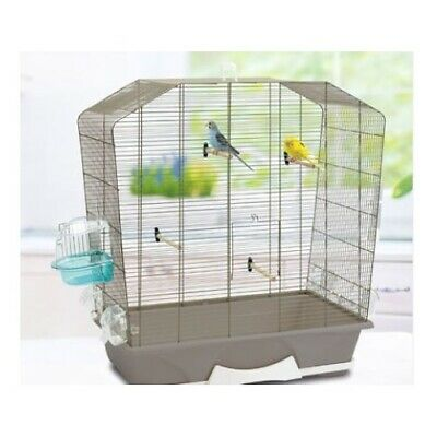 Cage Camille 50 Gris Chaud