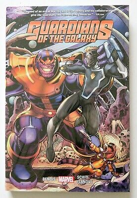 Guardians of the Galaxy Vol. 5 Hardcover Marvel Graphic Novel Comic Book