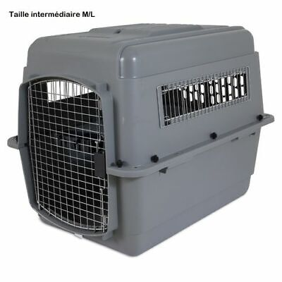 Caisse De Transport Chien Sky Kennel T. Intermediaire