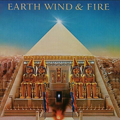 Earth Wind & Fire - All N All 829421349051 (Vinyl Used)