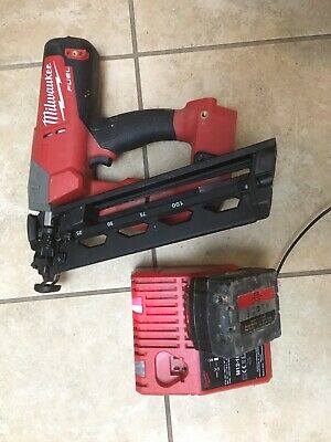 Milwaukee Nail Gun 2nd Fix