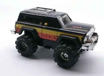 Schaper stomper Jeep Cherokee (works with light) as is