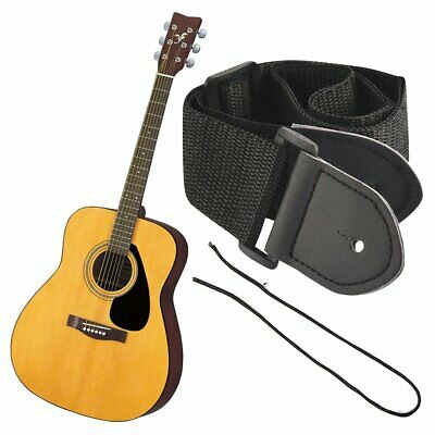 New Adjustable Nylon Guitar Strap Belt for Acoustic Electric Bass Gift AS