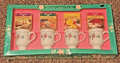 Vintage ULTRA RARE Browne&Ashley Porcelain-Ceramic Coffee/Tea Set - SEALED