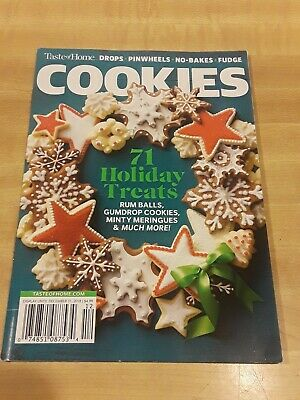 Taste Of Home Holiday Cookies Candies 2017 Magazine Christmas