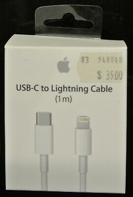 Apple USB-C to Lightning Cable 1m -  Brand New