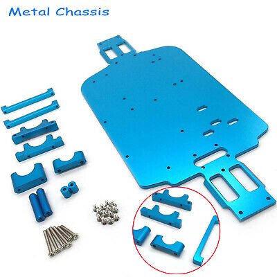 Upgrade Metal Chassis Mount Accessory for 1/18WLtoys A949 A959 A969 A979 K929 YK