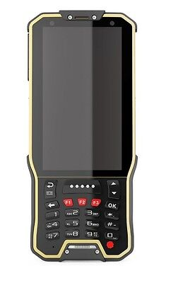 KT40Q Ironman PDA (1D Barcode Scanner, Android5.1/4'' Display/GPS/3G,4G/Camera)