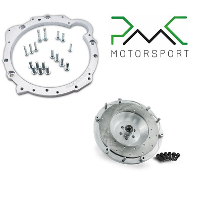 NISSA RB20-RB30 Conversion Kit Adapter and Flywheel for BMW GS6-53dz M57n SWAP