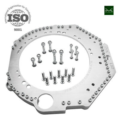 Ls7 Ls3 Ls1 Engine Adapter Plate To Bmw M50 M52 S52 M57 Gearbox