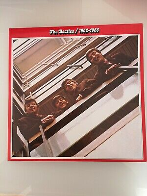 The Beatles 1962 - 1966 Remastered 2 Lps 2014 Apple Records