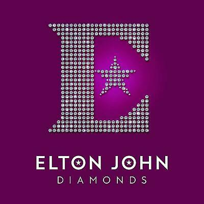 Elton John Diamonds CD NEW