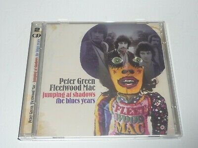 peter green/fleetwood mac - jumping at shadows - the blues years
