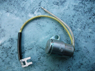 Suzuki Gt125 L-M-A Gt250 K-L-M-A-B T500 L & M Left Hand Condenser New Old Stock