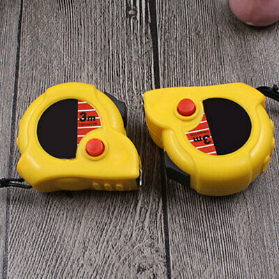 7631 300CM Steel Tape Measure Flexible Rule Tapeline Retractable Measuring Tools