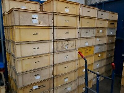 Stackable storage crates / Boxes