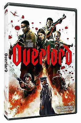 Overlord DVD (region 1 us import) USED, IN GOOD CONDITION.