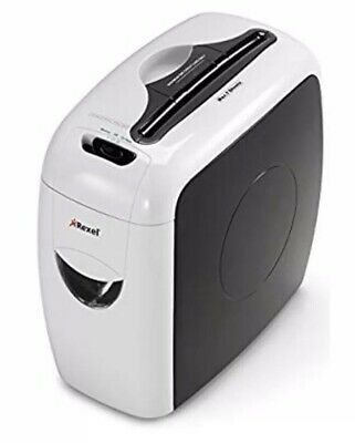 Rexel Style+ 7 Sheet Manual Cross Cut Shredder for Home or Small Office Use, 12L