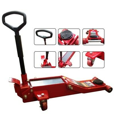 2 Ton Pro Jack Trolley Jack Ultra Low Profile BTJ0102