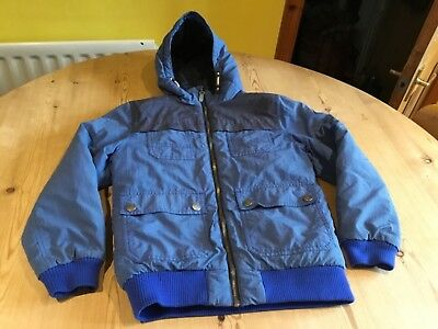 Boys Padded Next Coat Age 10 Years