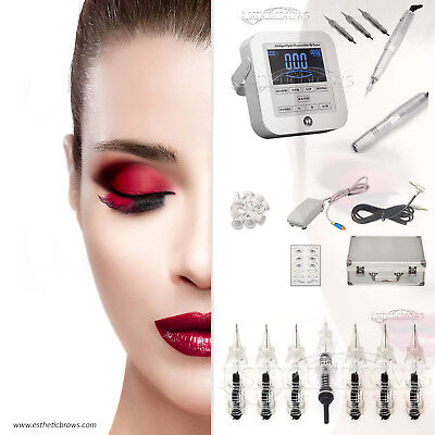 Cartridge Permanent makeup Digital Gerät Set für Microneedling & Pmu