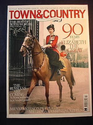 Town and Country - Spring 2016 - 90 years of Queen Elizabeth the Great