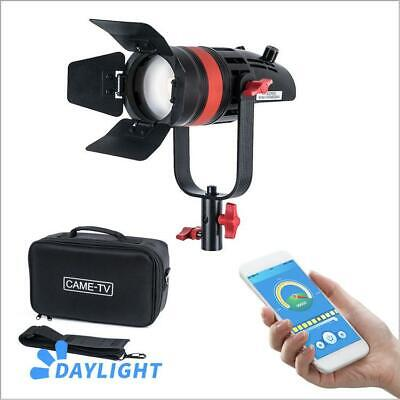 55W CAME-TV Boltzen Focusable High Output LED light Video Fresnel Daylight