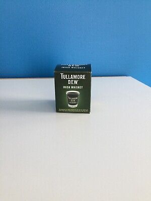 Tullamore Dew Shot Glass - Green NEW