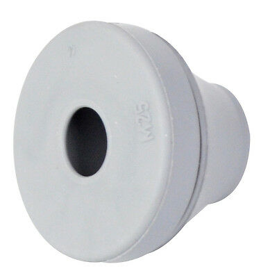 Cable Bushing Rubber Grommet Screw Connection Grey M12-m50 Pg7-pg29